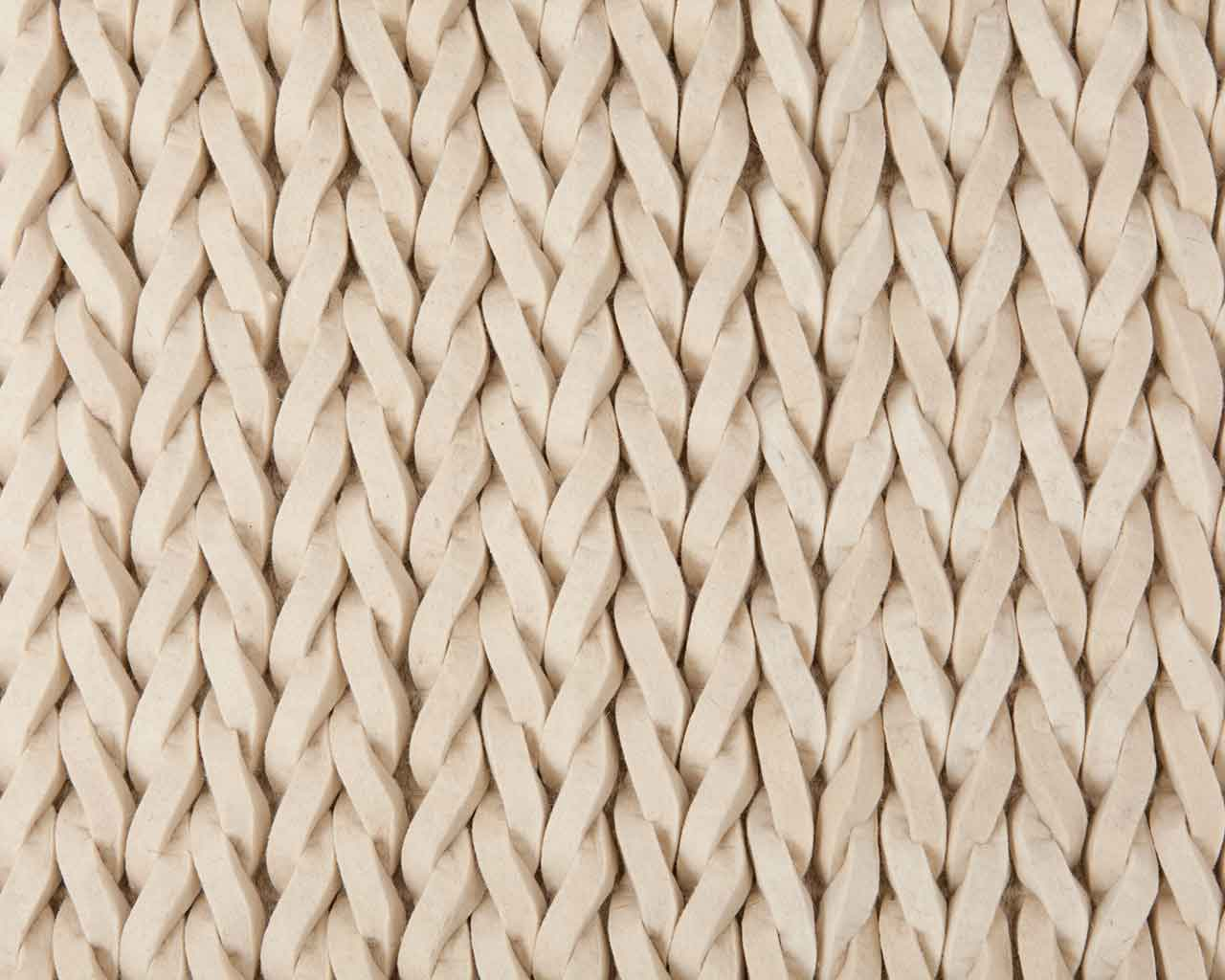 braided woolen white rugs 1 1