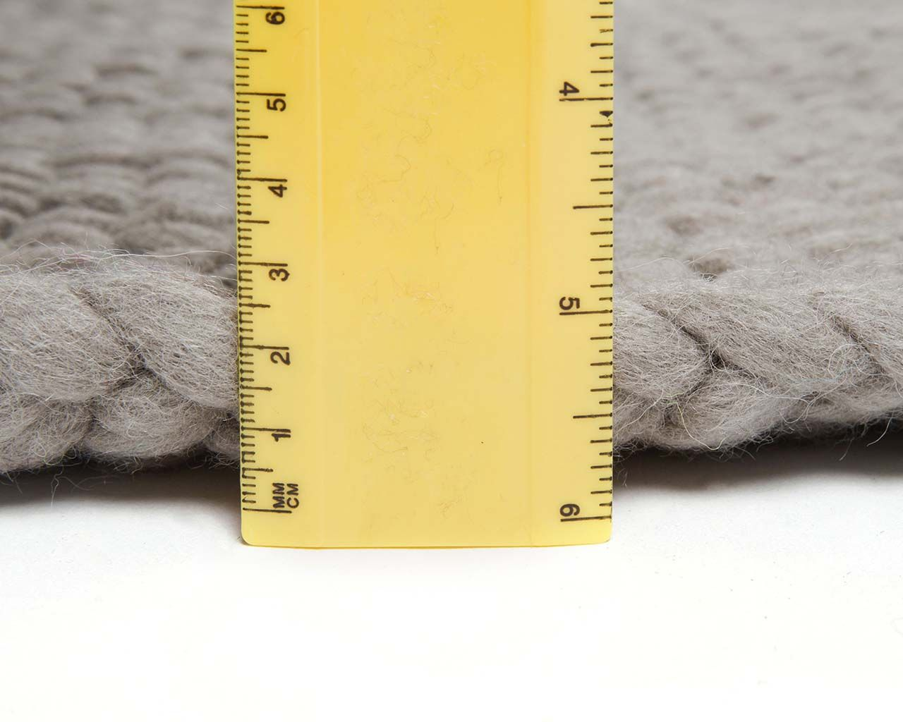 knitted slate gray wool contemporary carpets and carpets