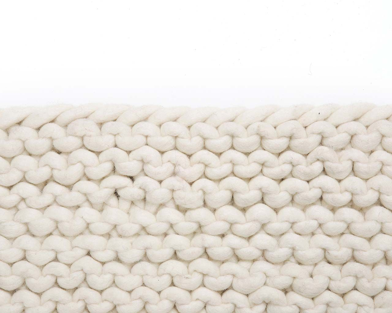 soft chunky antique white square rugs