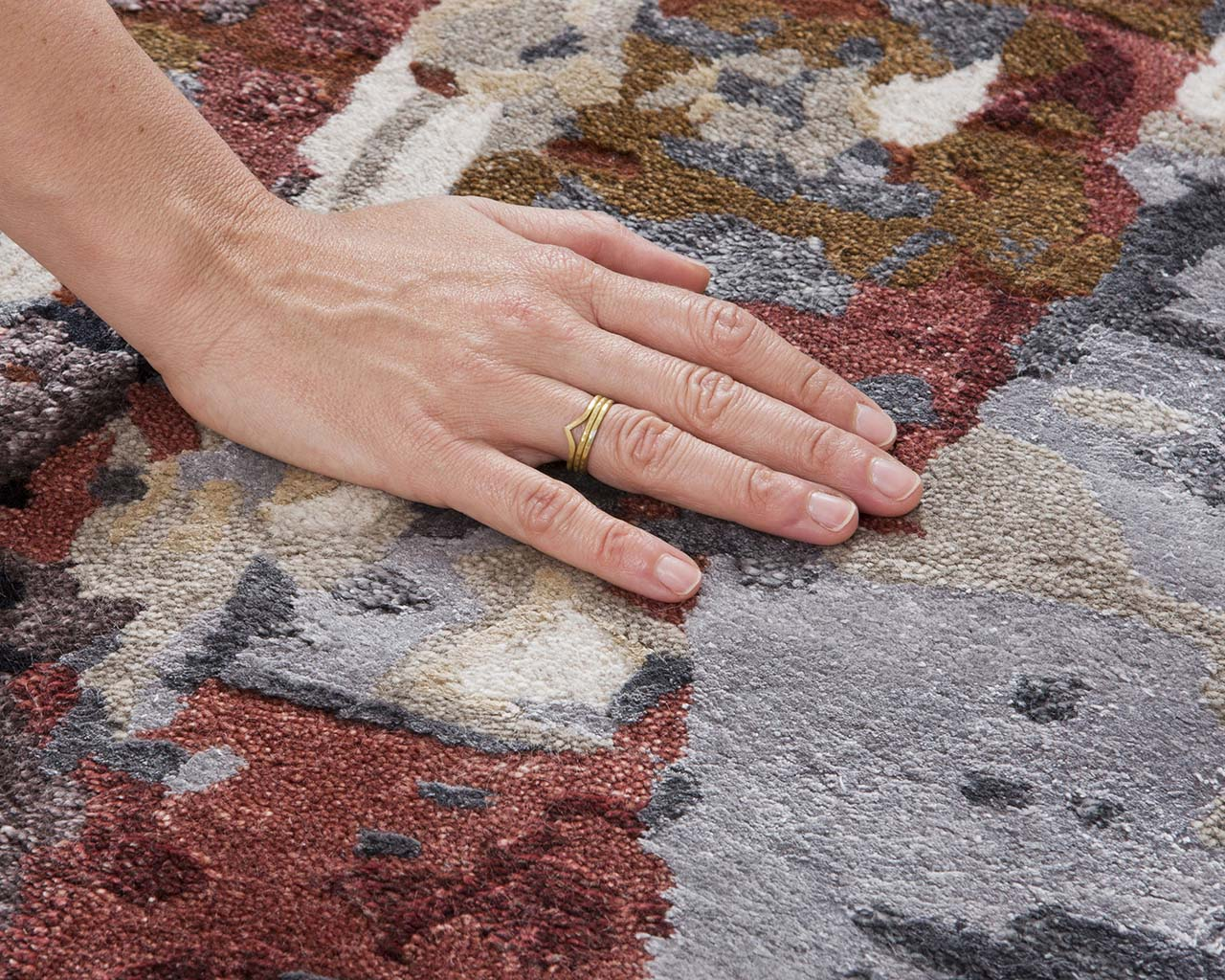 aquamarine modern hand with ring cool rugs for bedroom