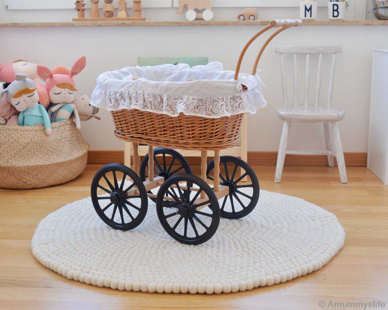 cart with big wheels fresh hallway rugs