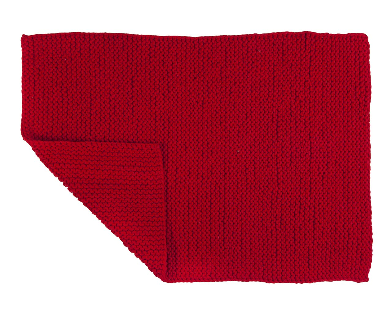 chunky crimson wrapped indian rugs