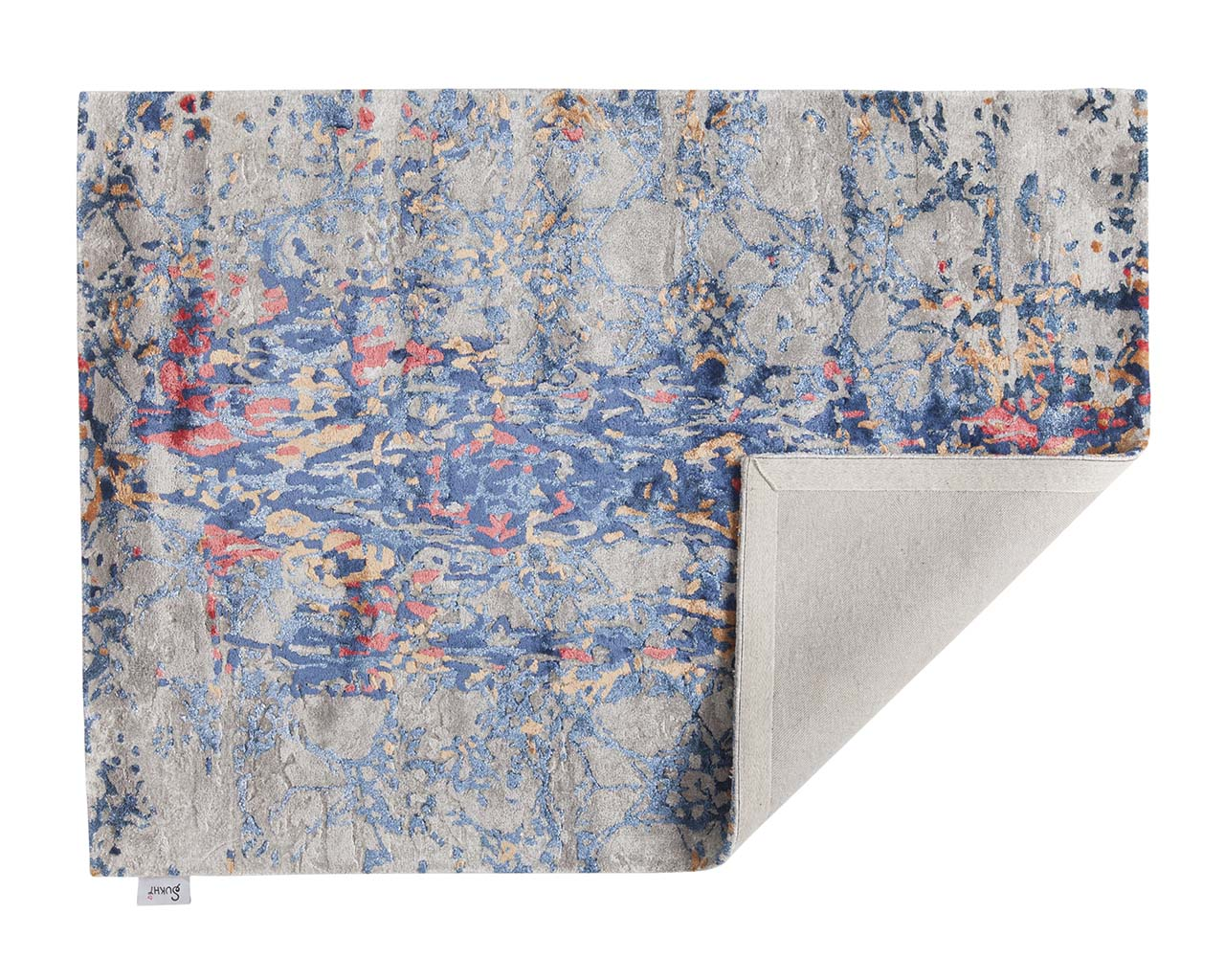 fresh wrapped cadet blue old oriental carpets