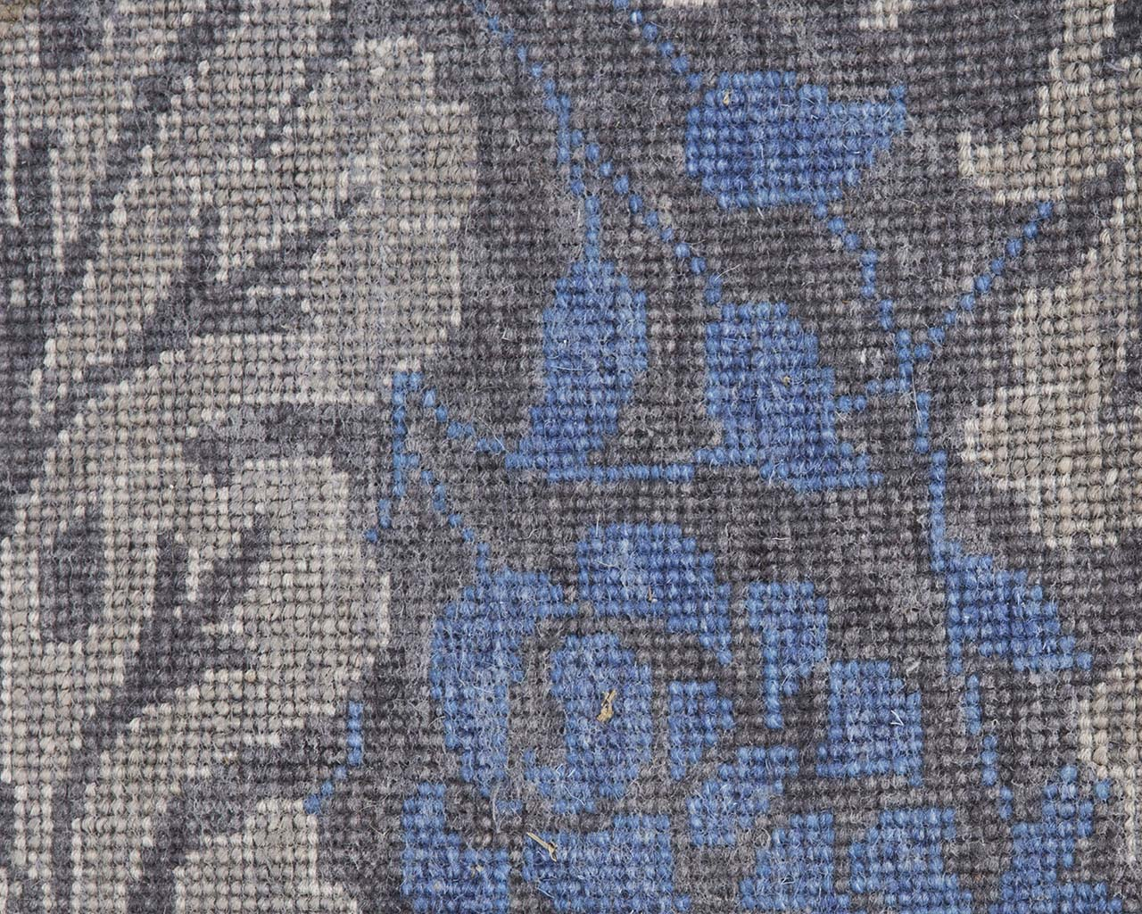 hand knotted blue cheap rugs for sale