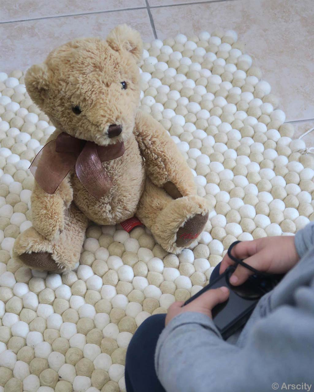 hand knotted nice stuffed teddy bear asian kitchen rugs