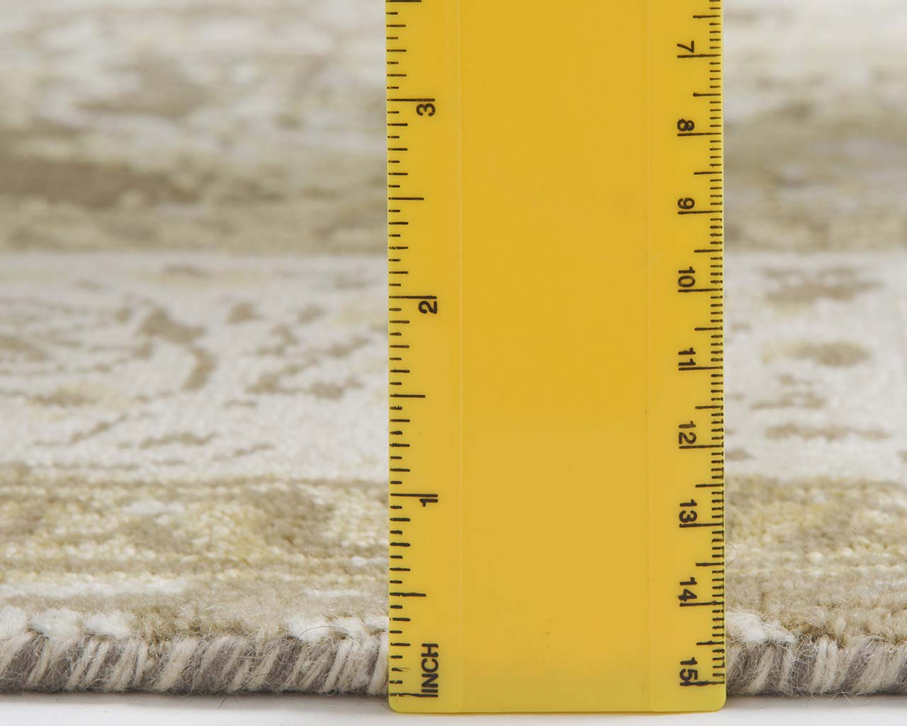 hand knotted white ruler dining room carpets