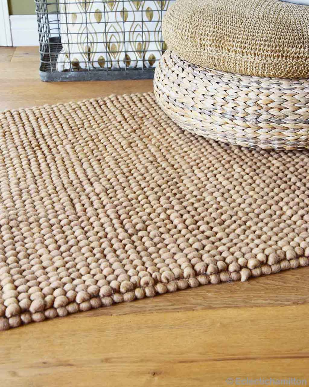 hand knotted wooden floor india light brown rugs