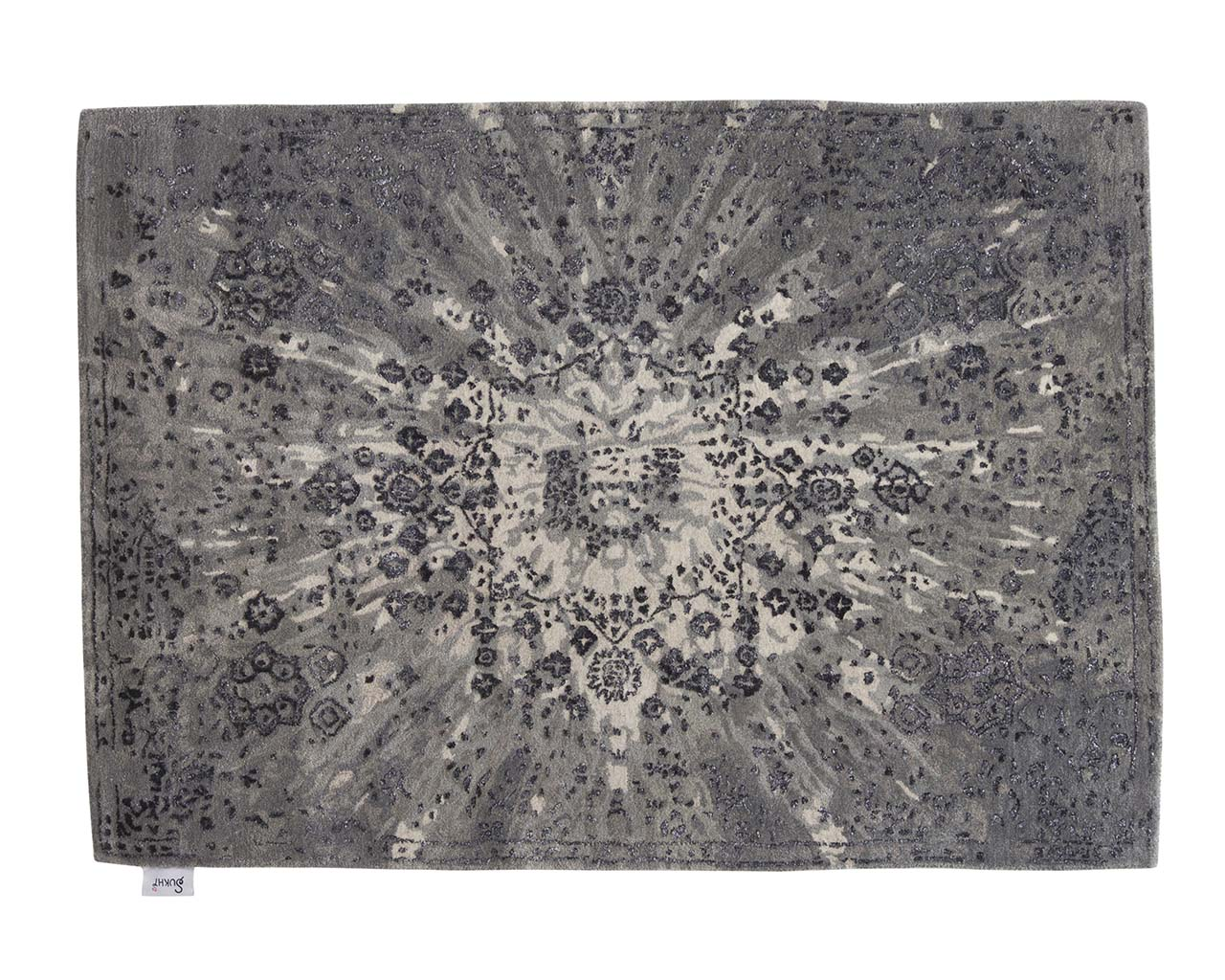 hand tufted rectangle dim gray area carpet prices