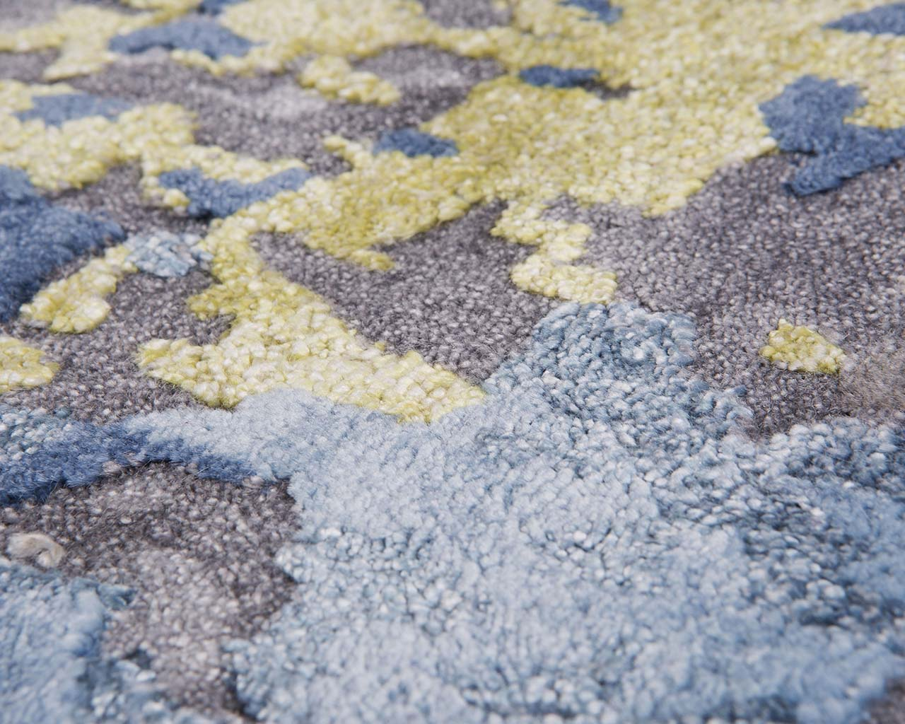 hand tufted sky blue best area carpets