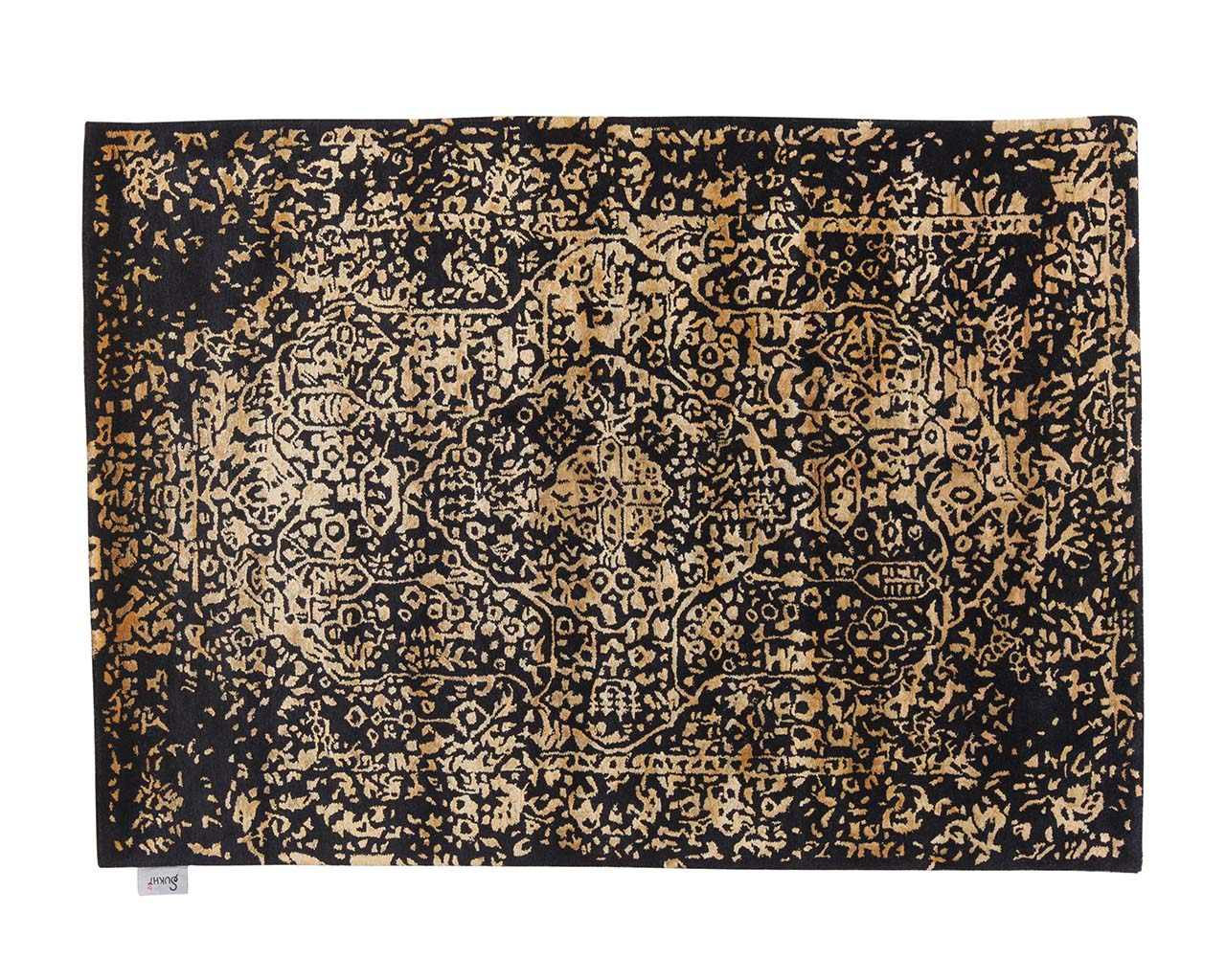 handmade new and fresh rectangle gold rug store