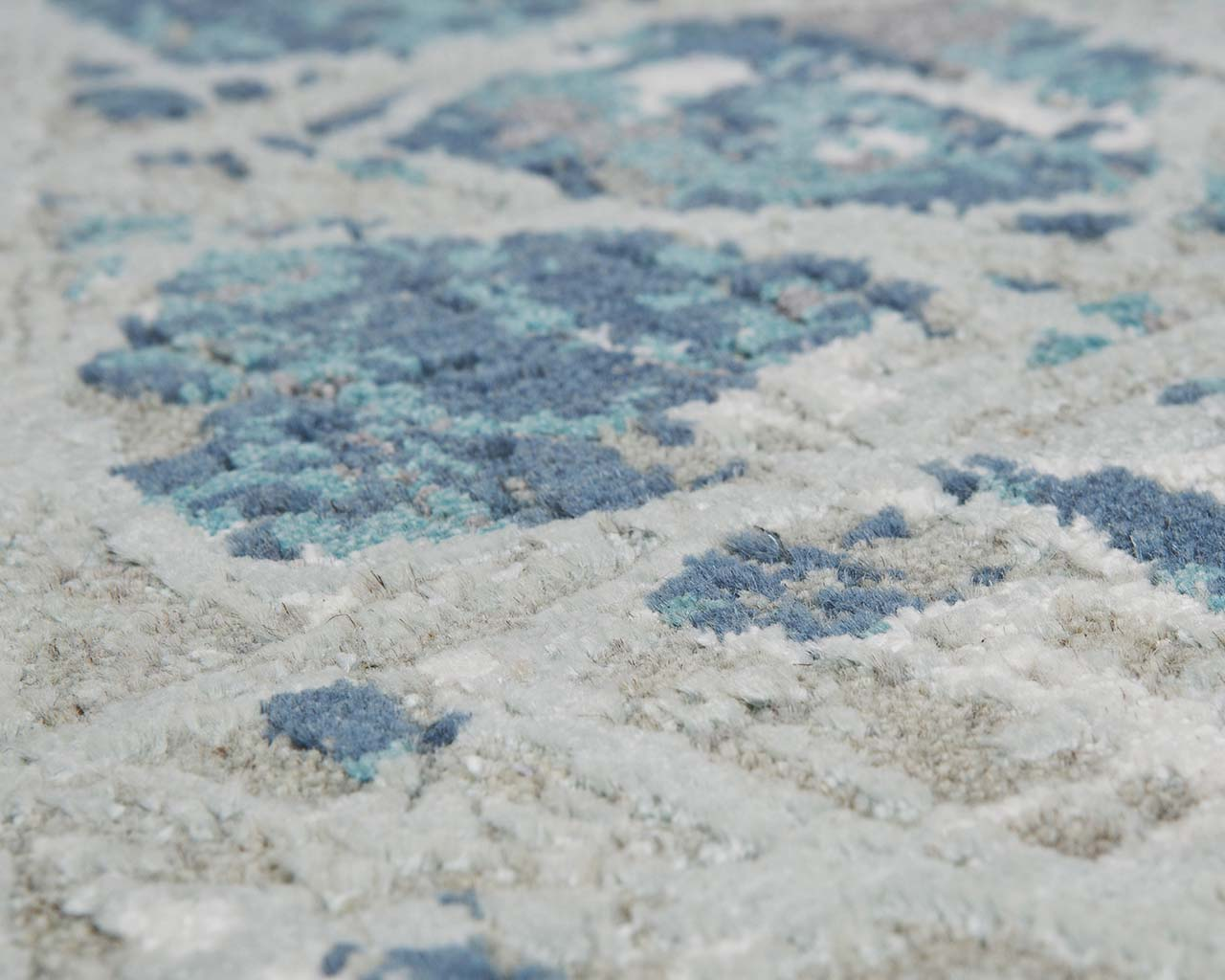 indian woven medium turquoise carpets and carpets