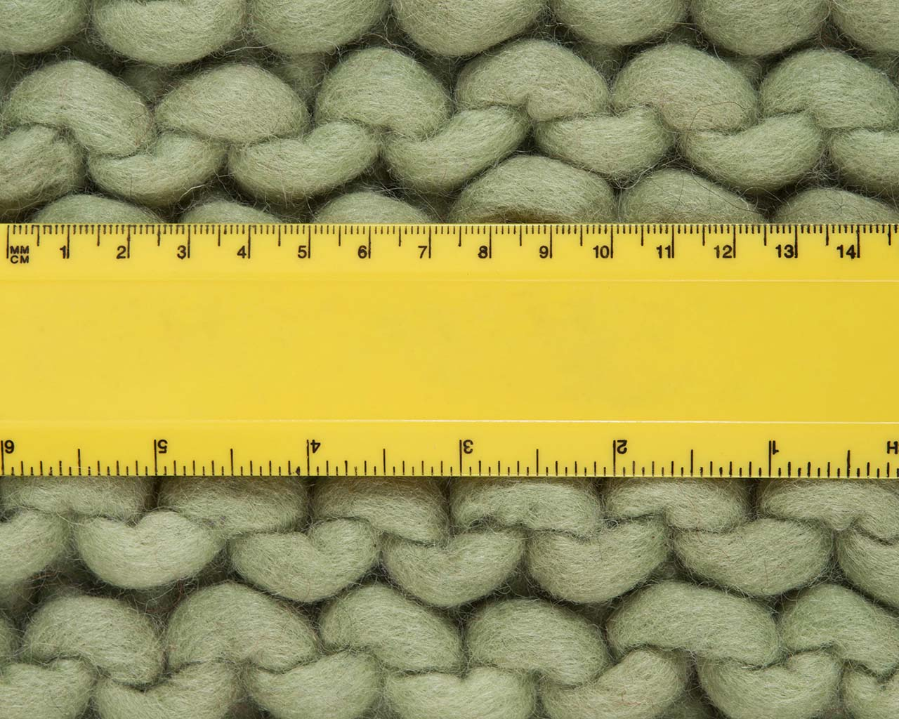 lime measuring large area carpet