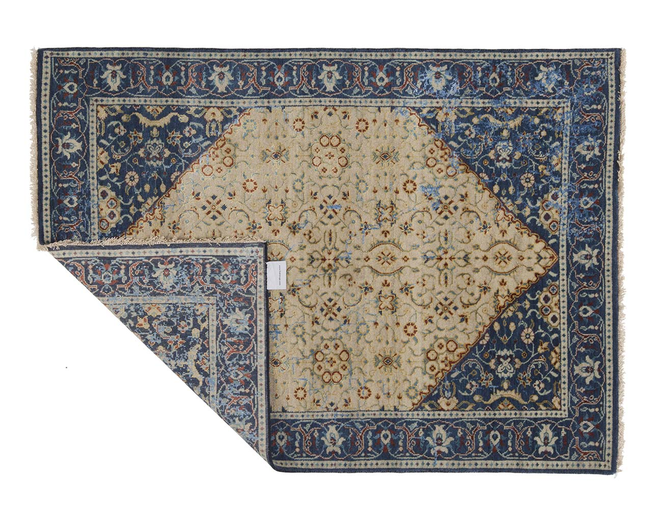 luxurious light gray persian carpets online
