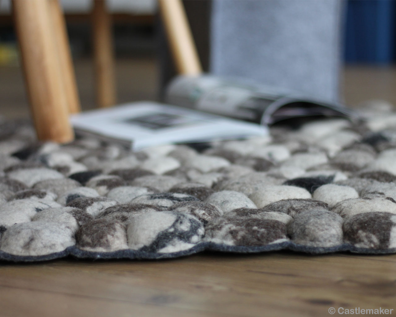 made with hand open book india multi color felt kitchen rugs
