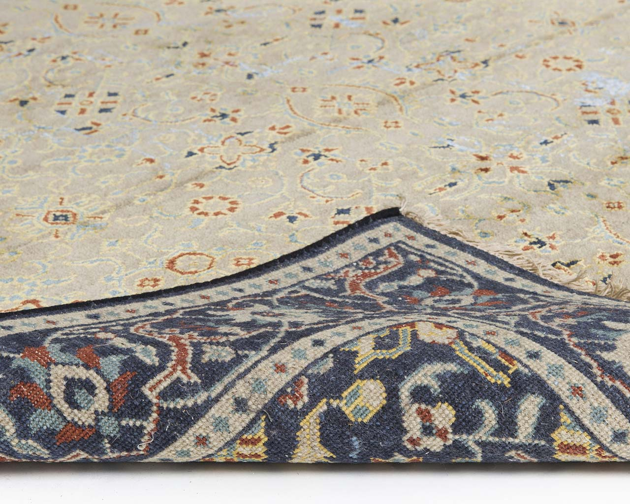 modern light gray real oriental rugs