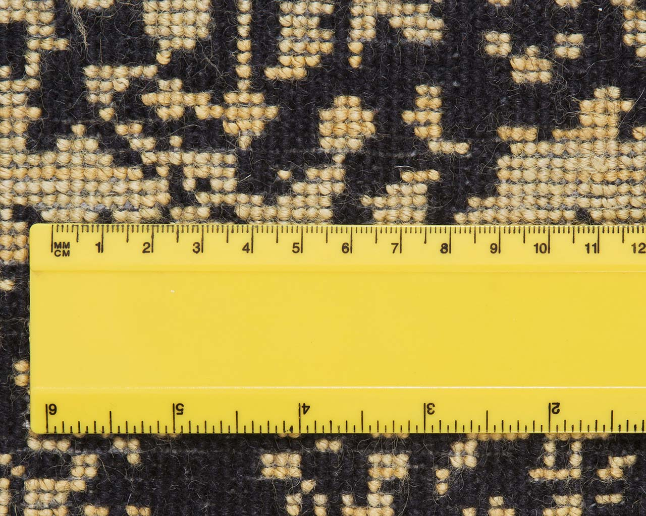modern woven lemon chiffon ruler all modern carpets
