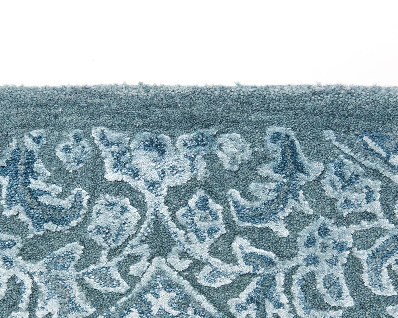 oriental fresh and beautiful aquamarine cool rugs for bedroom