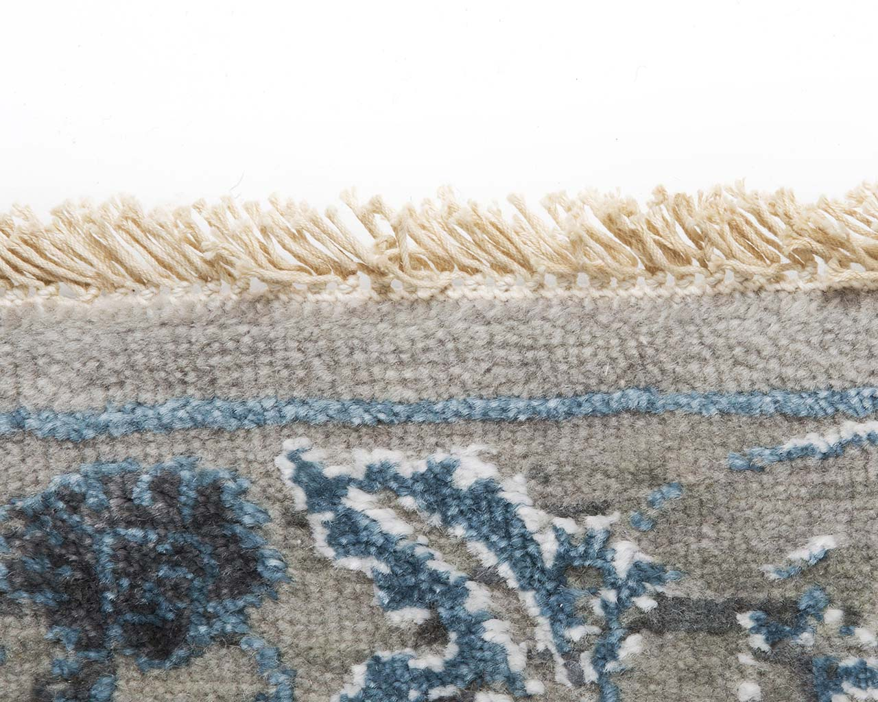 pale turquoise woven hand knotted discount rugs online