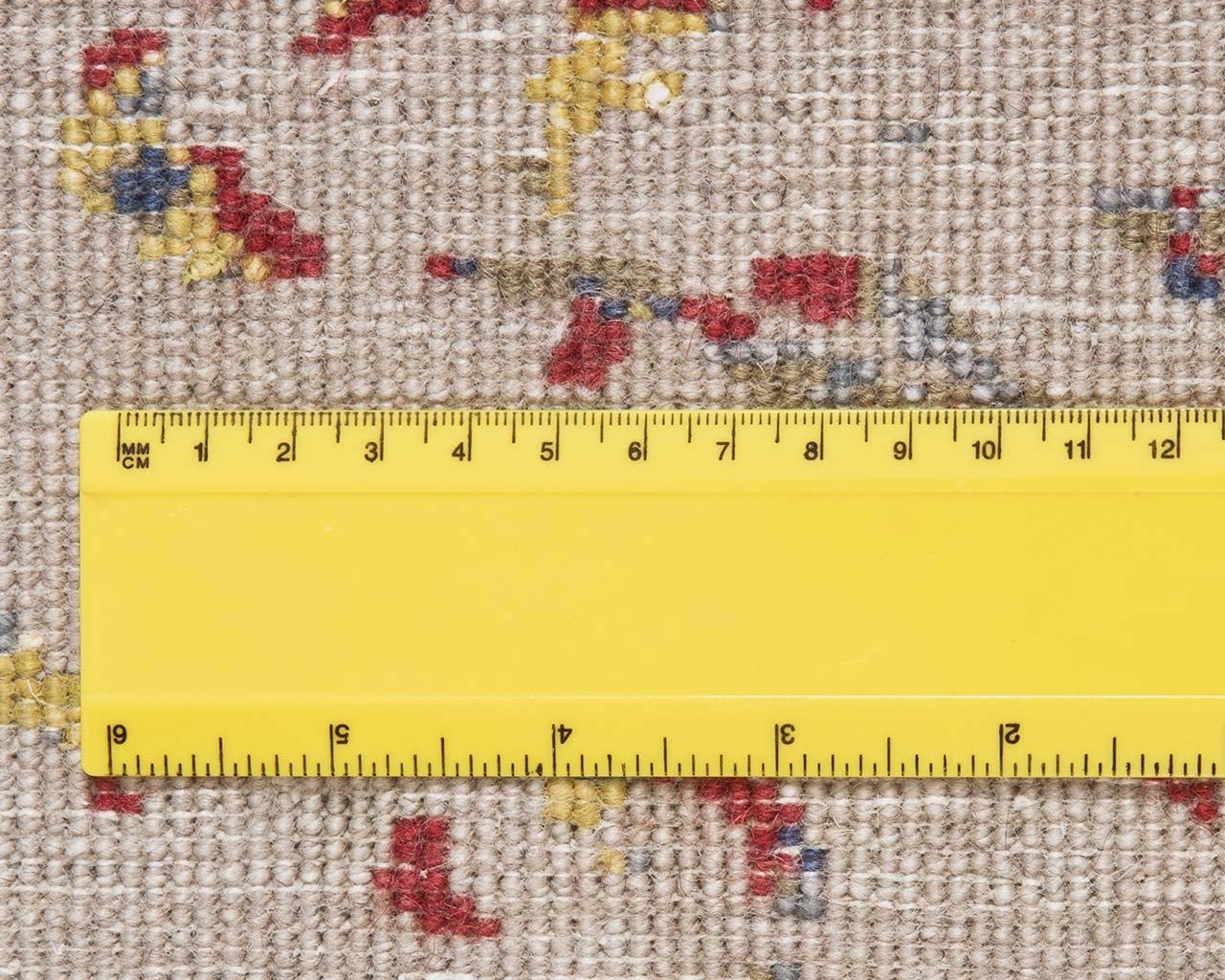 red hand knotted ruler unique area carpets