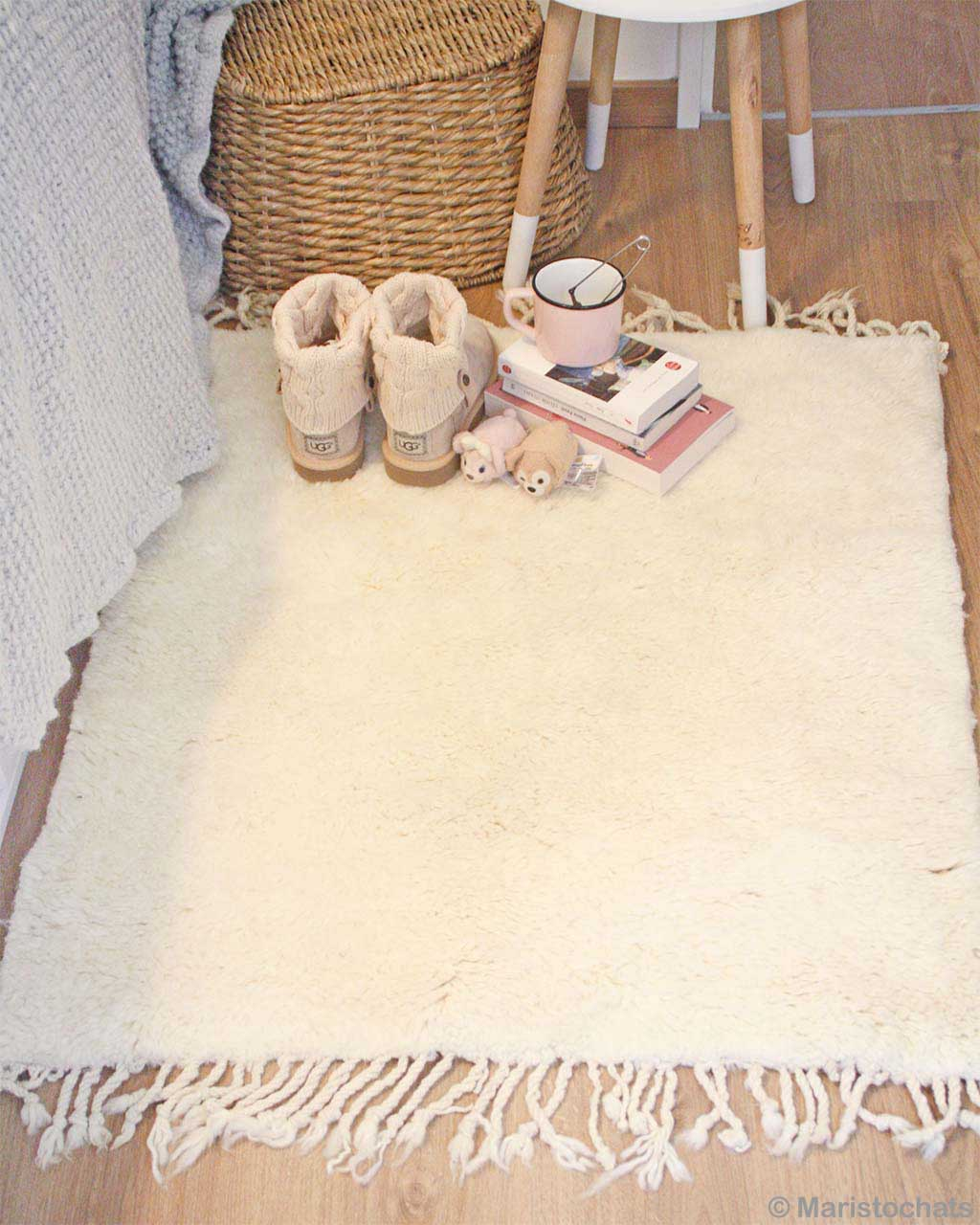 shoes cup books and toys moroccan made modern rugs