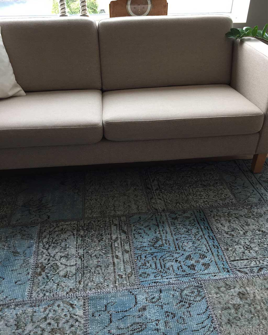 sofa from turkey modern cyan small rug