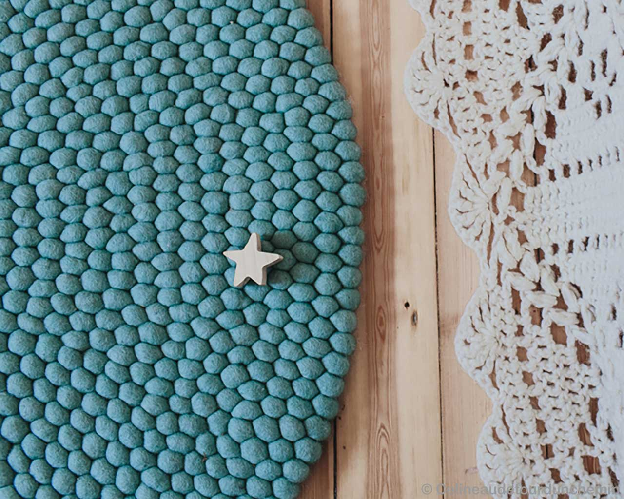 star made of card board nepalese contemporary rugs