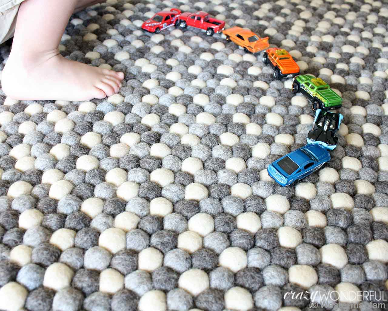 woolen queue of toy cars nepalian made traditional cheap area rugs