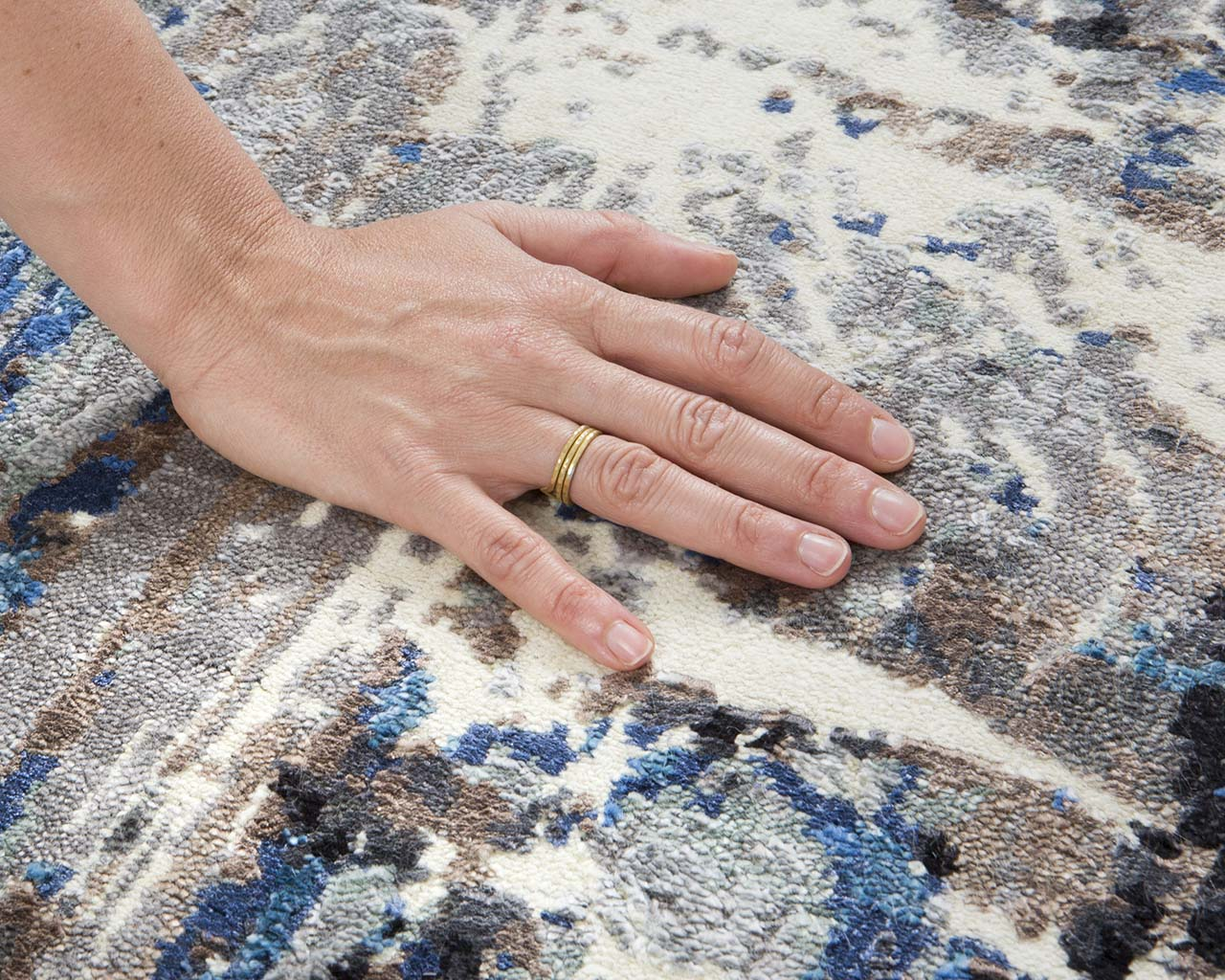 woven aqua hand with ring inexpensive area rugs