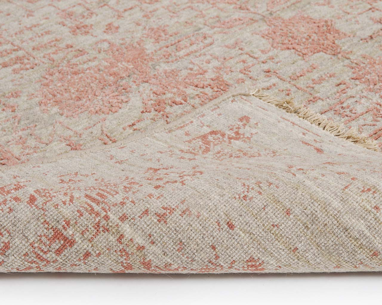 woven light pink luxurious buy area rugs online