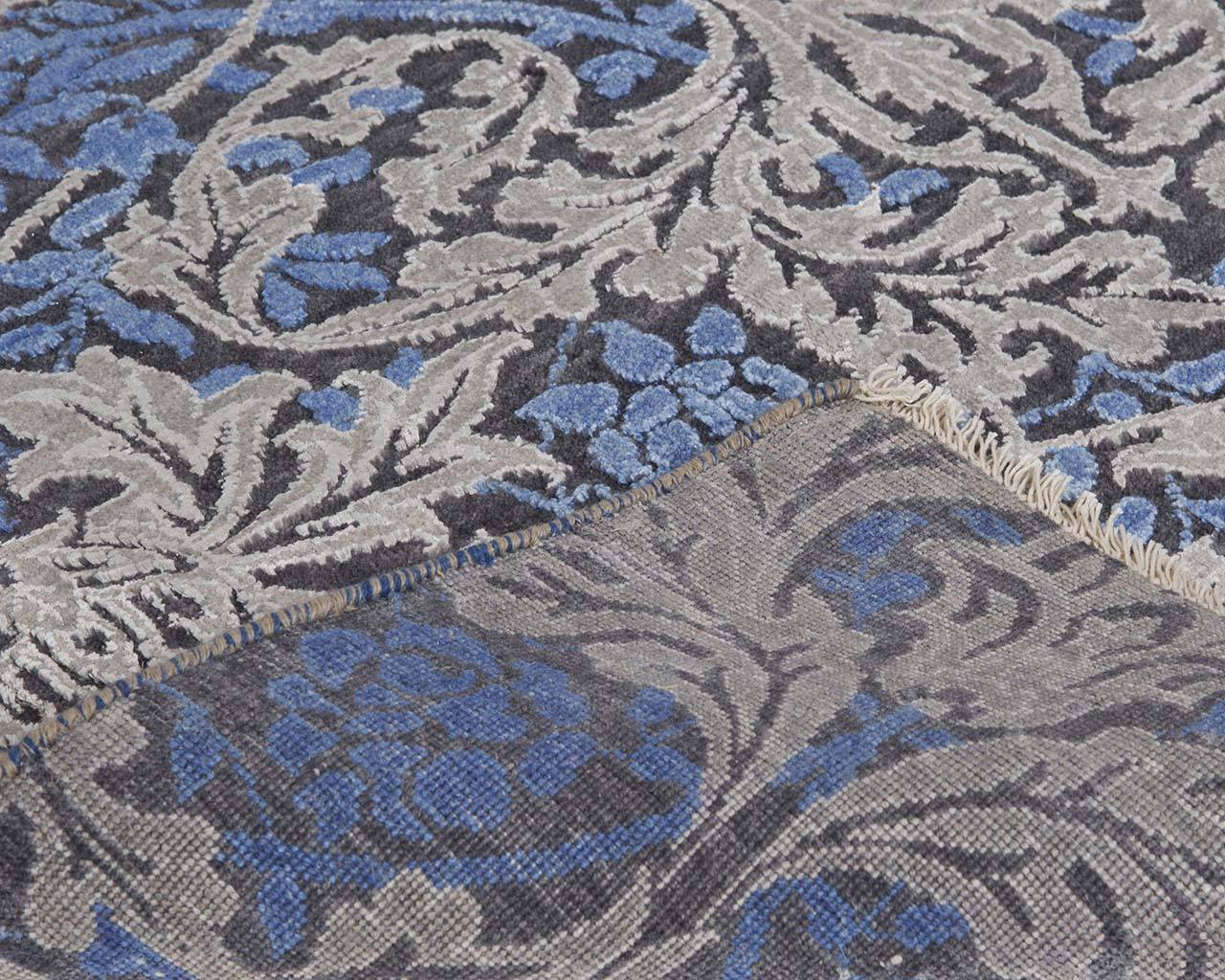 woven midnight blue oriental large contemporary area carpets