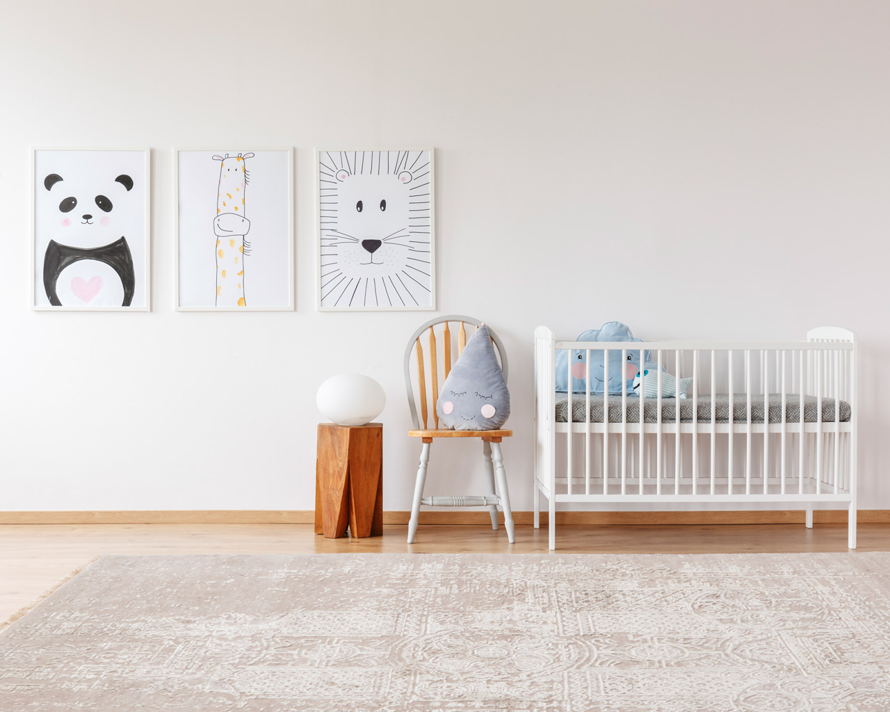 fresh cool hand knotted rugs kids room