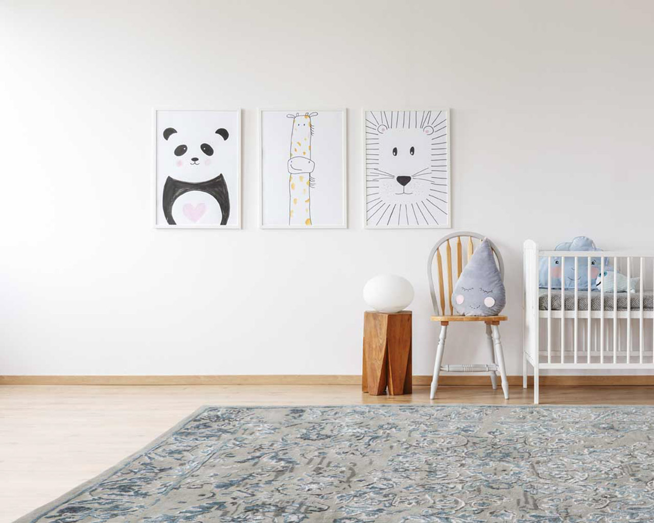 hand tufted modern rugs kids room