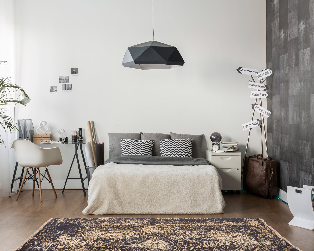 high quality material bedroom runners