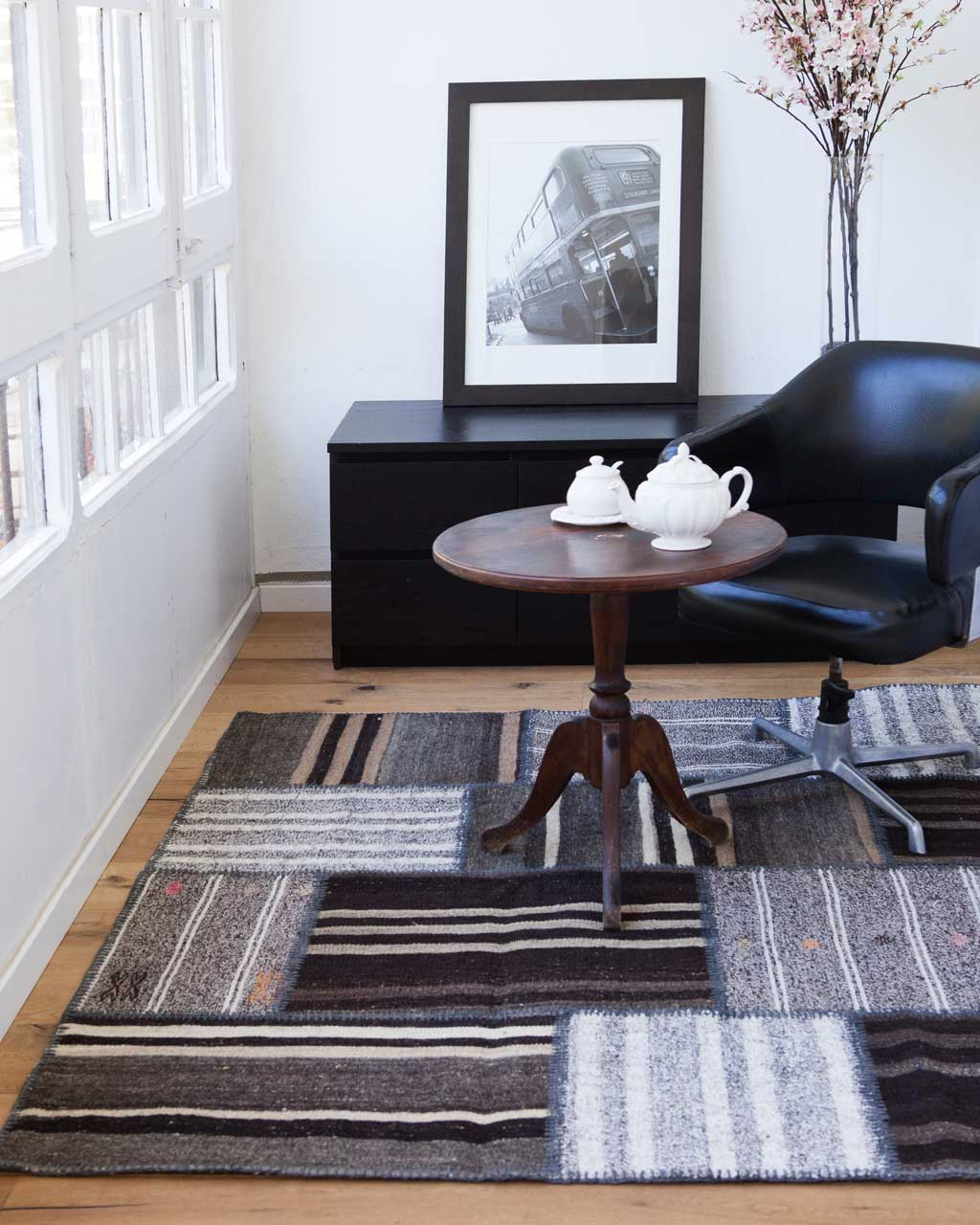 design luxury carpet patchwork kilim