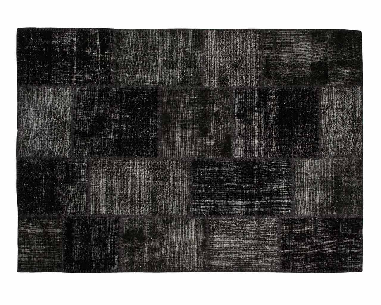 100cm 80cm carpet black