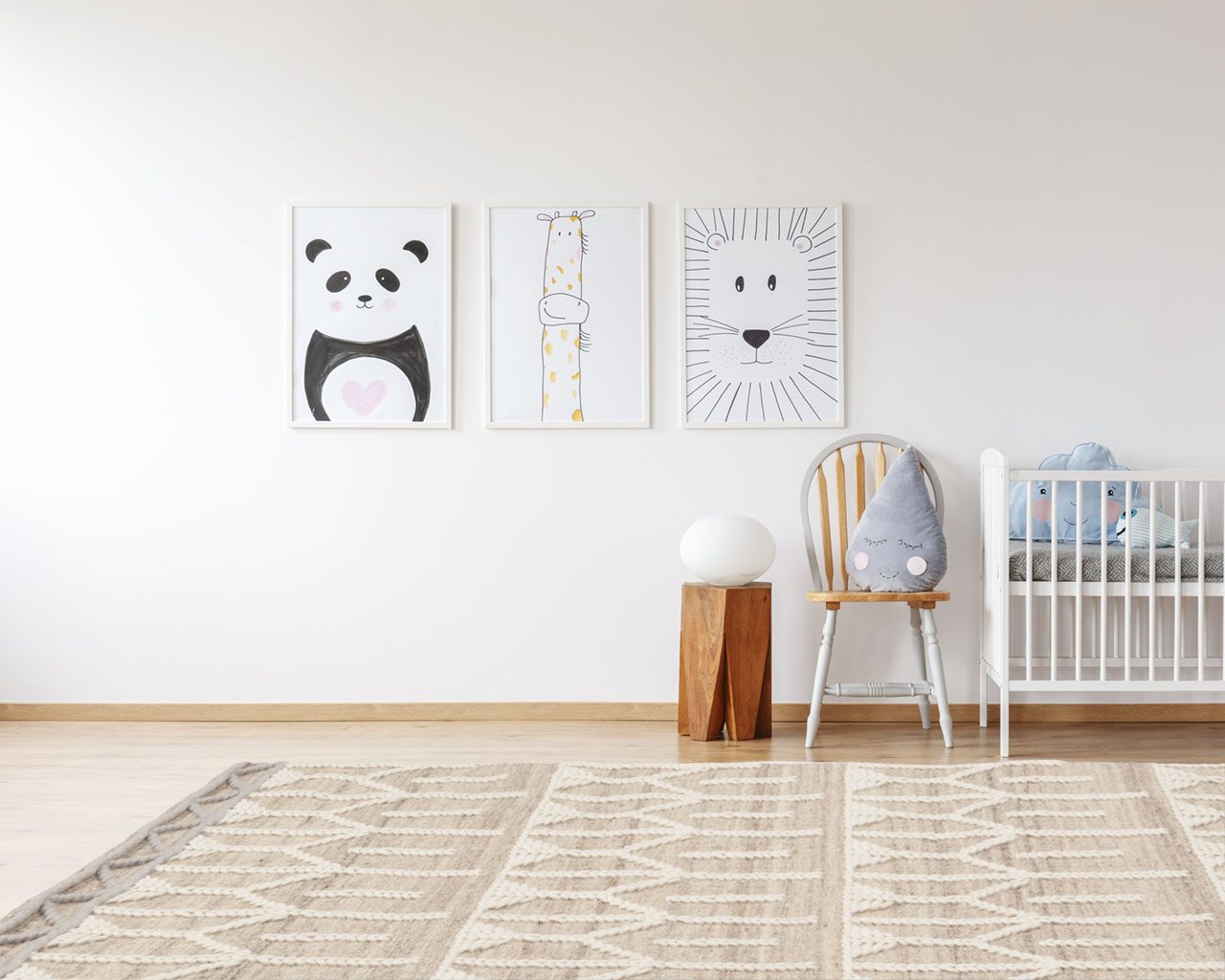 kind design rugs kids room baby cart