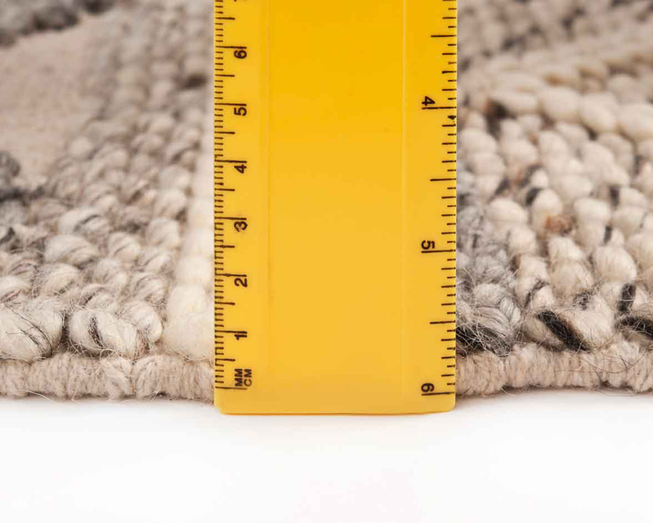 kind design rugs one inch thick