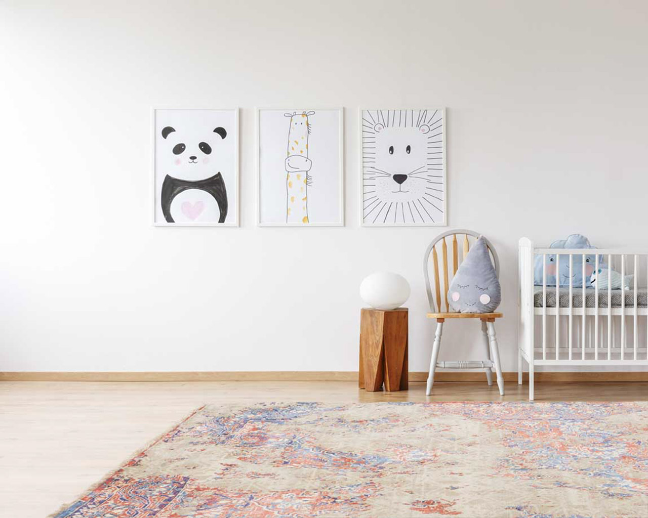 modern affordable kids room rugs baby cart