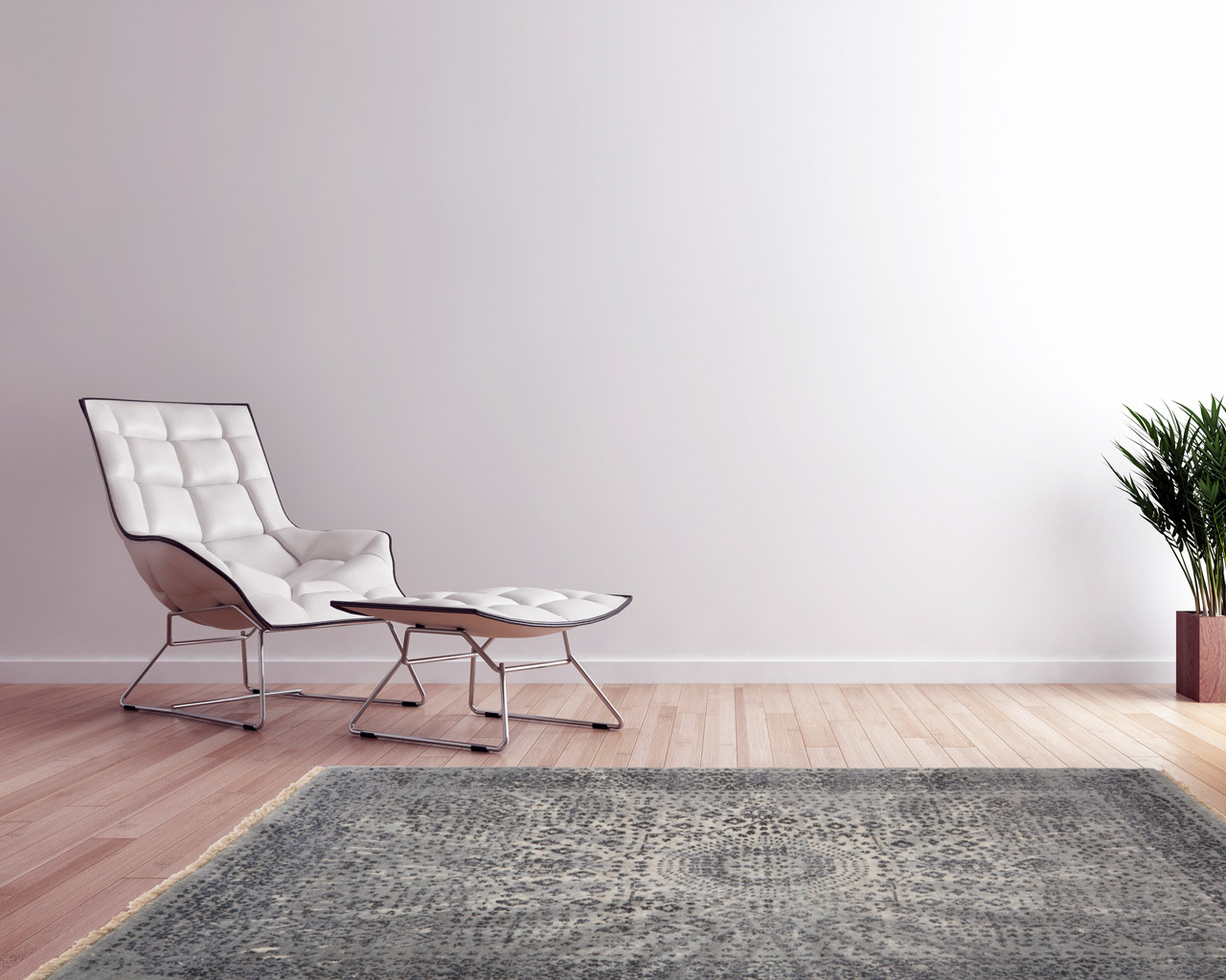 modern hand knotted area rugs stylish chair table