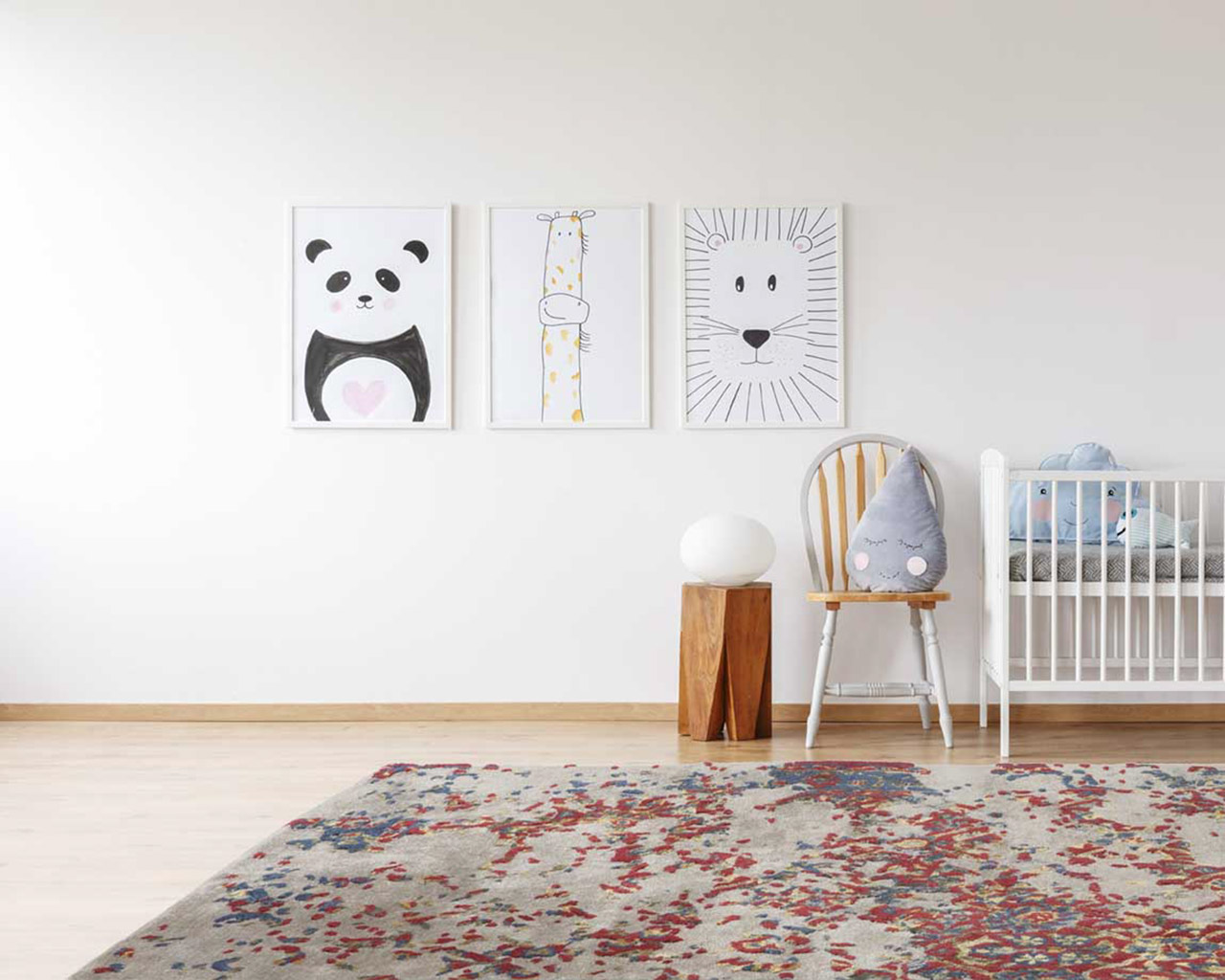 modern kids room area carpets cart
