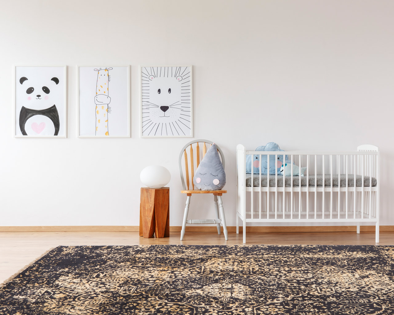 oriental rugs kids room baby cart