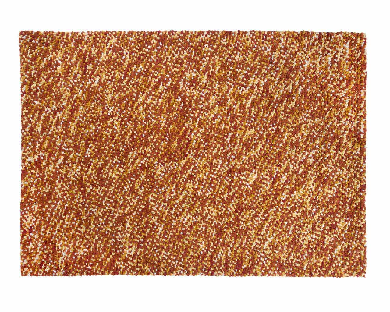 painted carpet shades of orange free delivery cheap 1