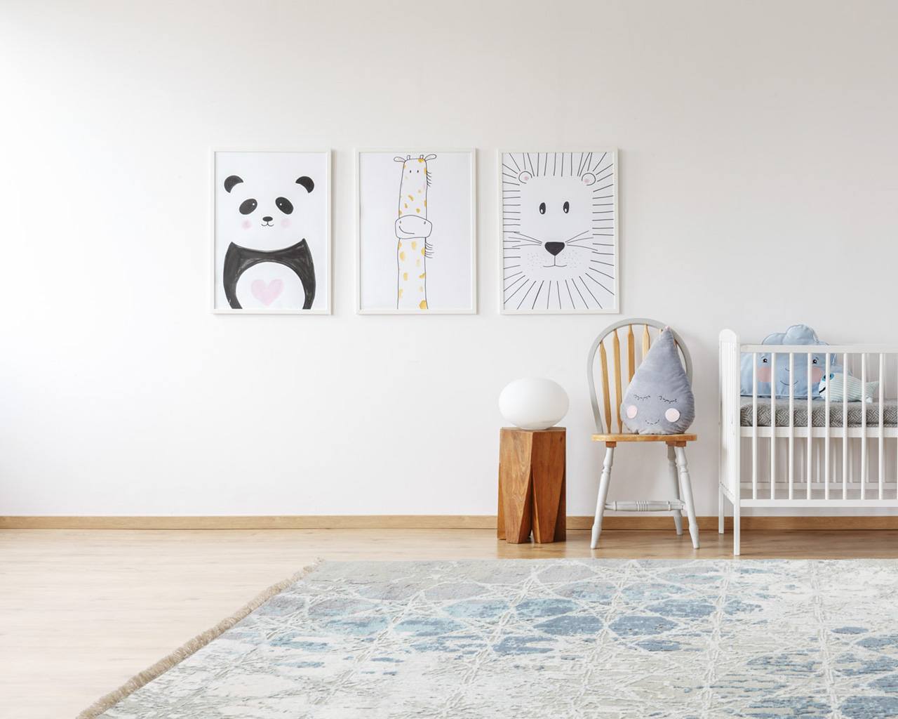 perfect hand knotted kids room area rugs