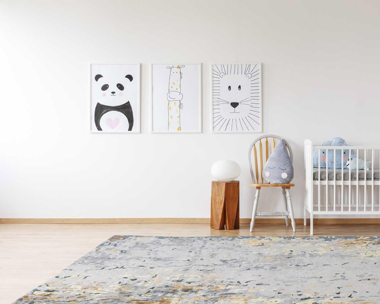 perfect kids room hand tufted rugs