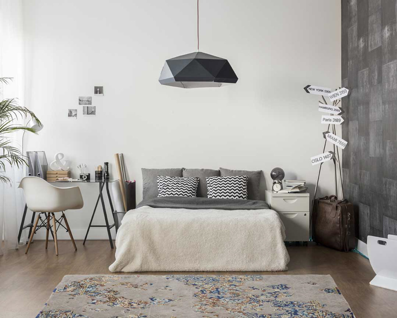 perfect matching bedroom rugs design