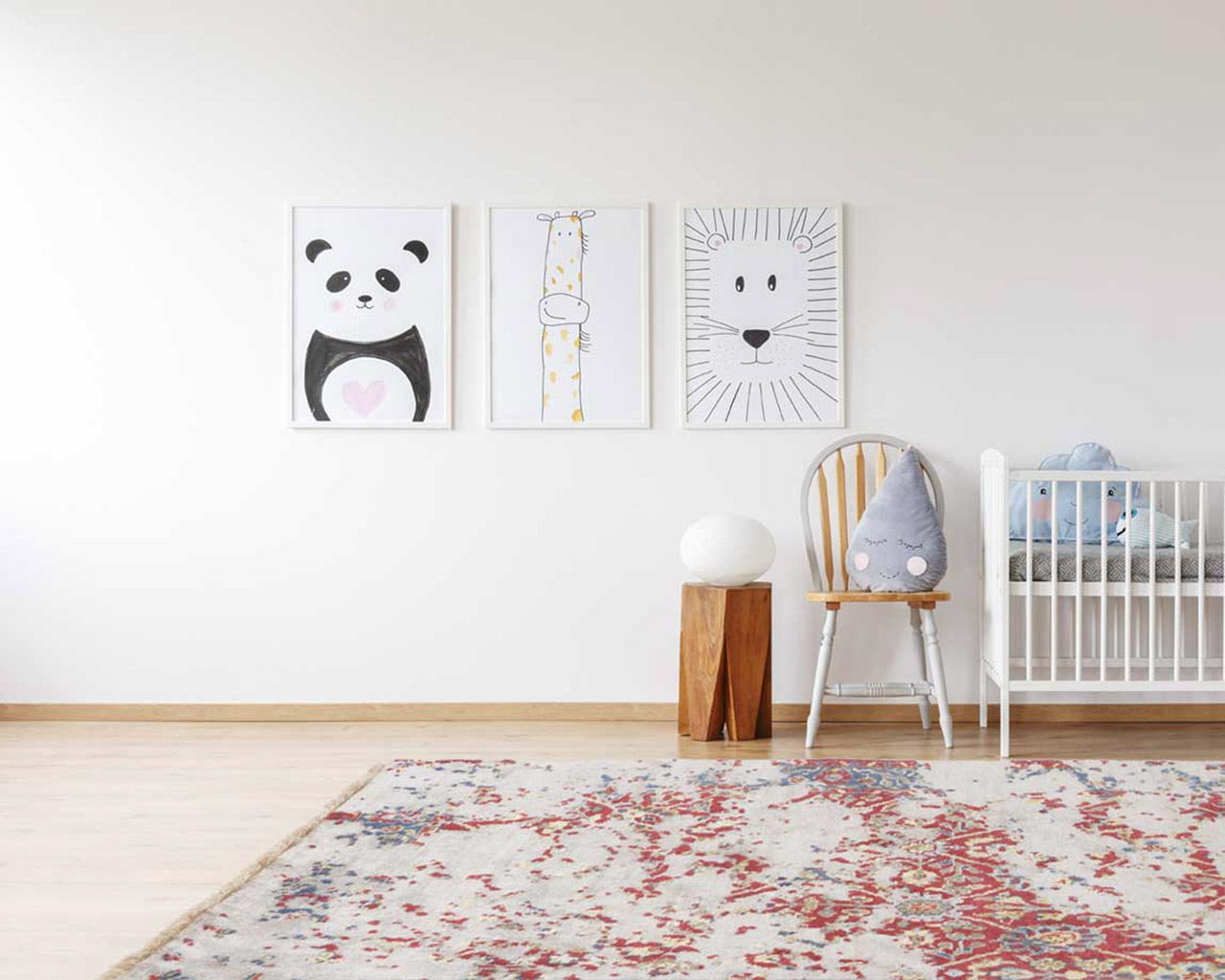 persian rugs kids room baby cart