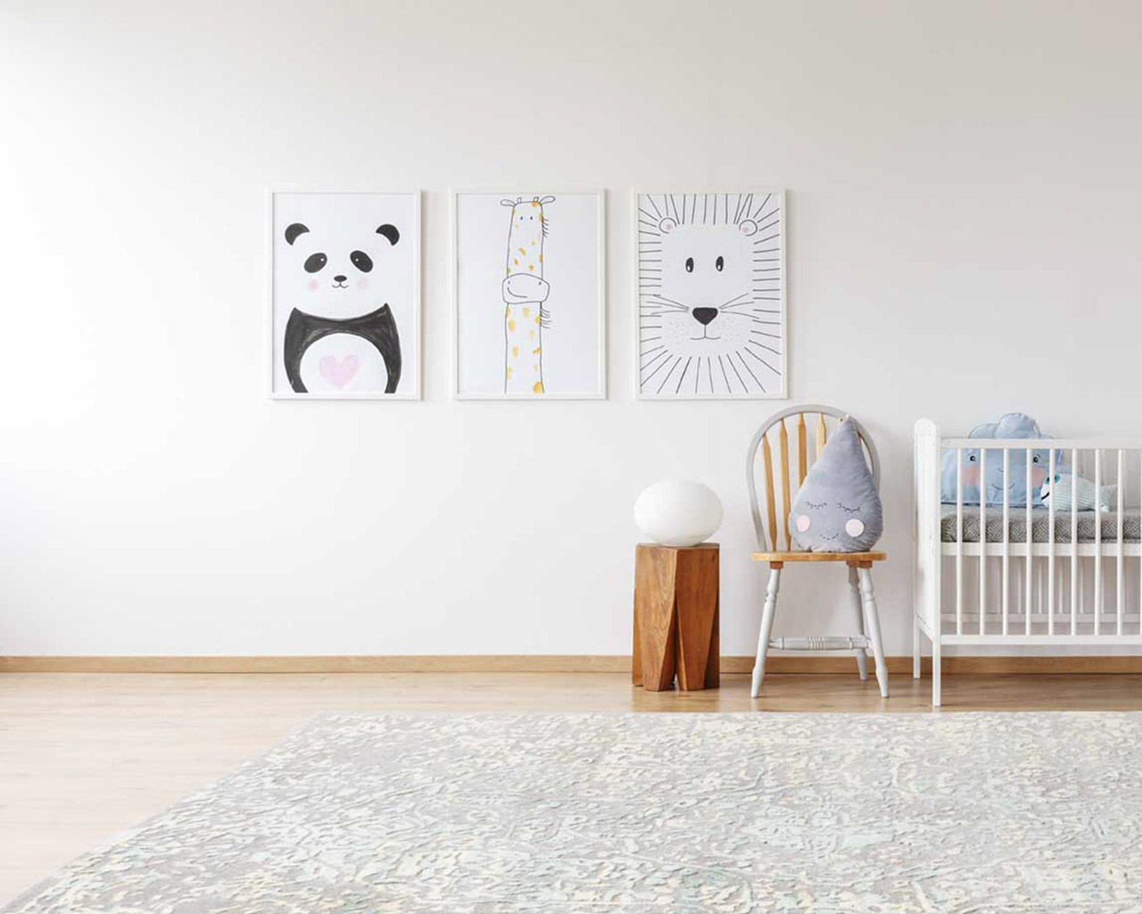 persian rugs kids room design stylish cart