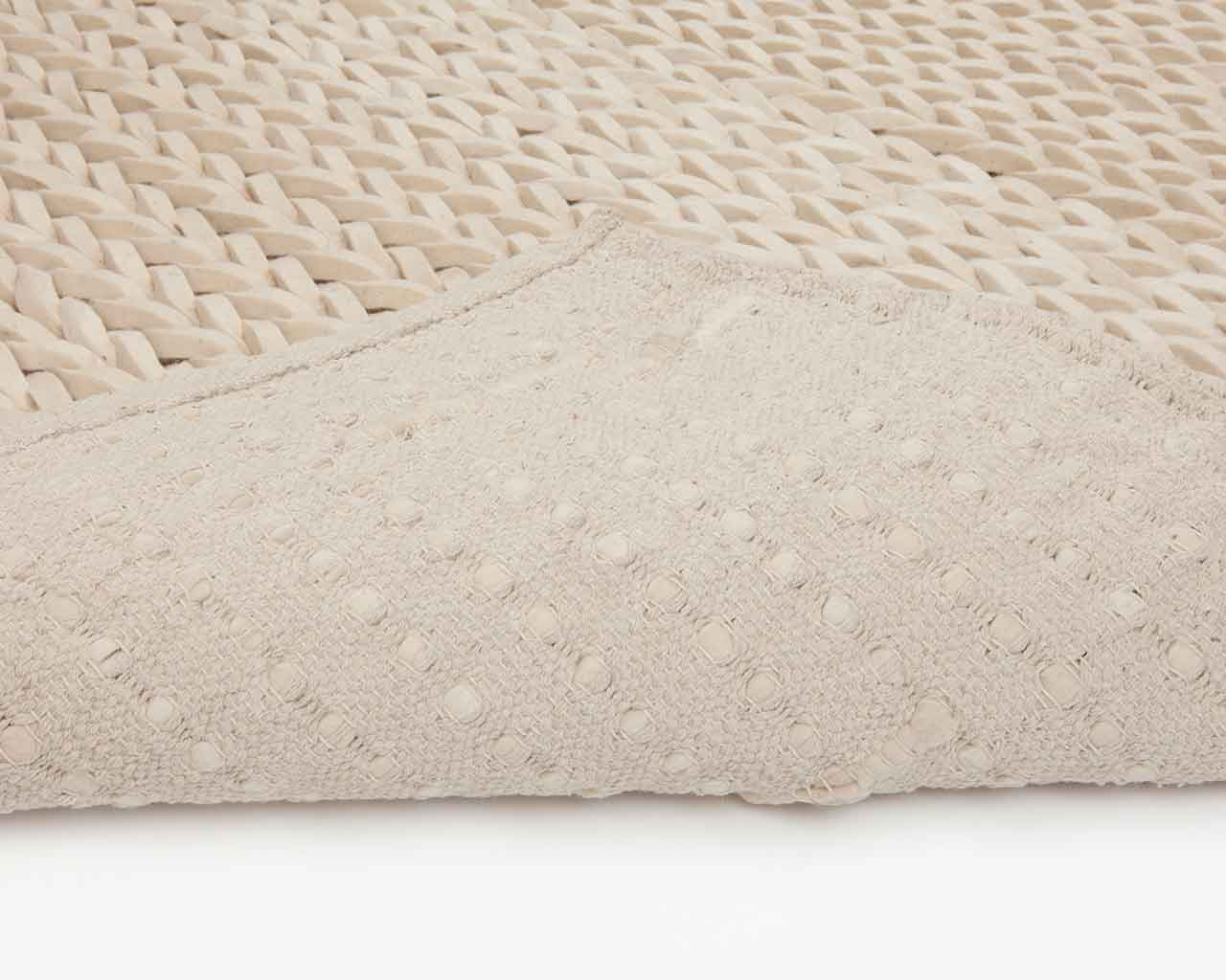 softness white carpet braided india style your home 1 1